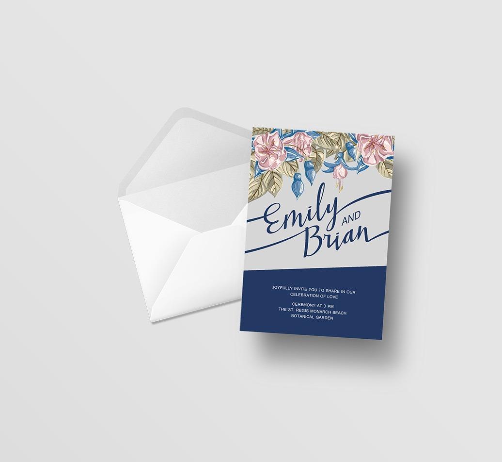 Invitation Cards Printing Event Occasion Invite Cards