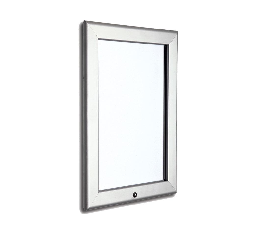 Lockable Poster Snap Frames Exterior Aluminium Sign Frame