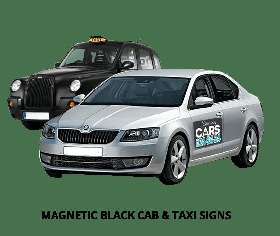 Magnetic Vehicle Signs Car Door Van
